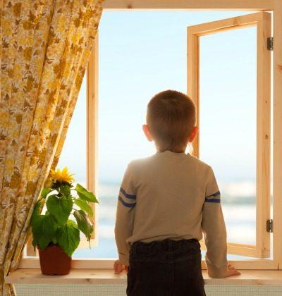 """""""Ребенок в комнате – Закрой окно!"""""""
